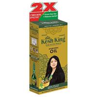 KESH KING HERBAL AYURVEDIC HAIR OIL FOR HAIR GROWTH 100 ML