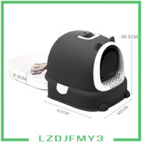 Pet home Ultra Automatic Self Cleaning Hooded Cat Litter Box
