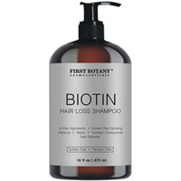Hair Regrowth and Anti Hair Loss Shampoo 16 fl oz, with 14 DHT blocker