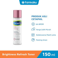 Cetaphil Brightness Refresh Toner 150 m