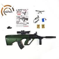 Mainan WGG Watergell Gun AUG STEYR ELEKTRIK Gell Blaster Gun