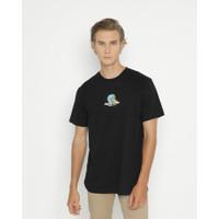 Erigo T-Shirt Crazy Duck Black