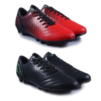Dijual Sepatu Bola Ortuseight Utopia FG - Ortred & black , Limited