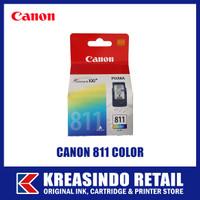 Canon 811 Color (CL-811) Tinta / Cartridge Original