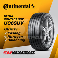 Ban Mobil Continental Ultra Contact UC6 SUV 215/60 R17 17 96H