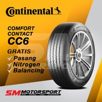 Ban Mobil Continental Comfort Contact CC6 195/50 R15 15 82V