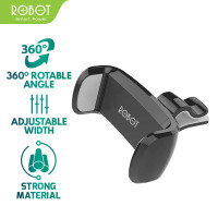UNIVERSAL CAR HOLDER ROBOT RT-CH07 SILICON PAD FOR SMARTPHONE IPHONE