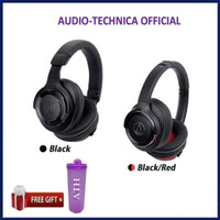 BL22364 AudioTechnica ATHWS990BT Solid Bass Bluetooth With Mic ATH