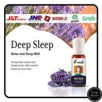Aroma Terapi Essential Oil Minyak Essensial Bonnel Deep Sleep Tidur