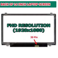 LCD LED Asus Vivobook 14 A411UF A411U A41UA A411Q A411QA FULL HD