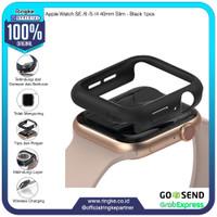 Ringke Apple Watch SE /6 /5 /4 40mm Slim Black 1pcs Hardcase