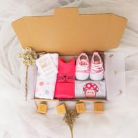 Parcel Parsel Bayi Laki Laki Perempuan Set Gift - Floods Store
