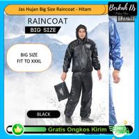 Jas Hujan Cowok Big Size Reebok Stelan Baju Celana Sauna Suit Anti Air