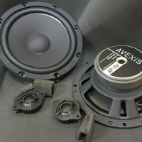 Avexis Fu6S 2Way Component Tin