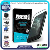 Ringke iPhone 11 Pro / Xs / X IDFULLGL Full Tempered Glass Anti Gores