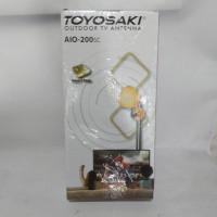 Antenna TV Luar / Antena / Antene Outdoor Toyosaki Unik