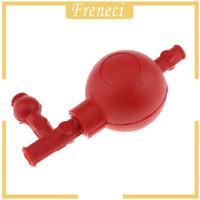 billpalmer [FRENECI] Three Valve Pipette Suction Ball Pipet Filler