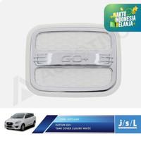 Datsun GO Cover Tutup Bensin JSL/Tank Cover Luxury White