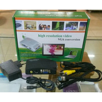 CONVERTER RCA TO VGA HDW3720