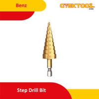 Benz Mata Bor Pagoda 9 Step Drill 4-20 mm