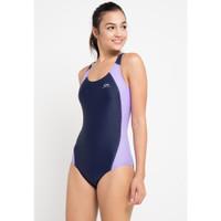 Opelon - Pakaian Renang Wanita - Ladies Swim One Piece Navy