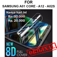 Samsung A01 Core - A12 - A02s anti gores not tempered glass HYDROGEL