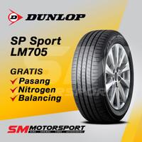 Ban Mobil Dunlop SP Sport LM705 205/70 R15 15