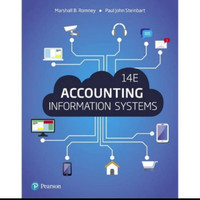 Accounting Information System 14e by Romney