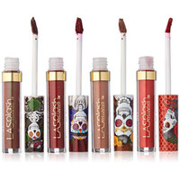LA Splash Waterproof Liquid Matte Lipstick Day of The Dead Collection,