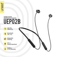 Handsfree Uneed Sport Bluetooth Earphone Headset UEP02B Backphone HP
