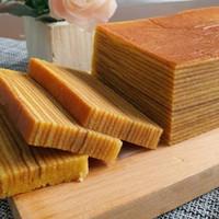 Kue Lapis Legit khas Bangka Original tanpa Pengawet tanpa Obat