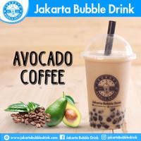 Avocado Coffee Powder Jakarta Bubble Drink Supplier Bubuk Minuman