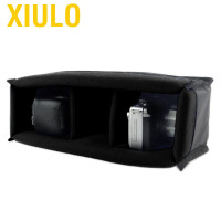 Xiulo Waterproof DSLR Camera Lens Insert Bag Padded Partition Case