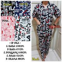 CP FILA XL setelan piyama baju tidur wanita karakter murah jakarta