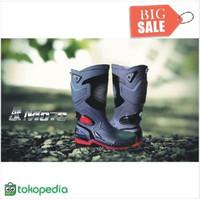 NEW Sepatu Boot Booth AP Bahan Karet PVC Tahan Tidak Tembus Air