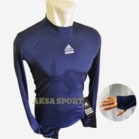 Baselayer adidas baju panjang olahraga manset murah