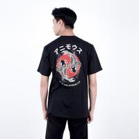 Animous Kaos Tshirt Fisk
