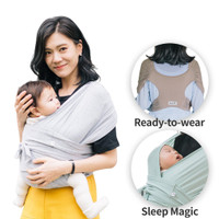 Official Store Konny Baby Carrier Original Solid tow