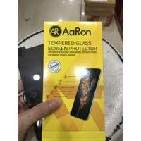 Tempered glass anti spy gorilla asli aaron anti baret iphone 4s