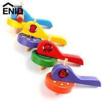 Mainan Gasing Kayu Peg Klasik Untuk Anak