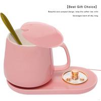 Coffee Cup Warmer USB Tea Mug Warmer Portable Electric Heating Water