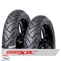 Paket Ban Luar FDR Sport XR Evo Tubeless 100/70-17 & 110/70-17