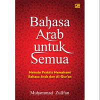 Buku Bahasa Arab untuk Semua Muhammad Zulifan
