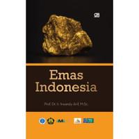 Buku Emas Indonesia (Hc) IRWANDY ARIF
