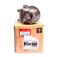 Silinder Blok Cylinder Comp Beat Scoopy Spacy Karbu Original AHM Ori