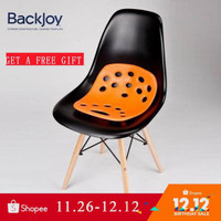Promo Ergonomic BackJoy Sitting Cushion Recommended for All Ages