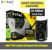 ZOTAC GeForce GTX 1050 TI OVERCLOCK 4GB DDR5 - Dual Fan OC EDITION BA