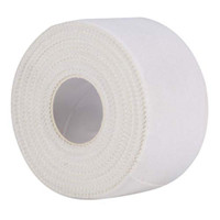 Sport Tape, Roll Professional White Athletic Trainer Care Tape Sport B
