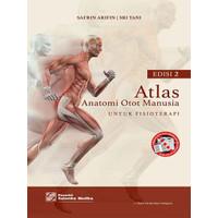 Atlas Anatomi Otot Manusia untuk Fisioterapi. Safrin Arifin