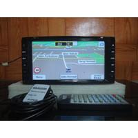 HEAD UNIT TV MOBIL OEM FIT INNOVA 2008 UP 2013 DARI AVIX BUILT IN GPS